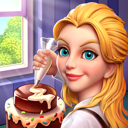 My Restaurant Empire Decorating Story Cooking Game  My Restaurant Empire Decorating Story Cooking Game   APK MOD (Unlimited Money) Download