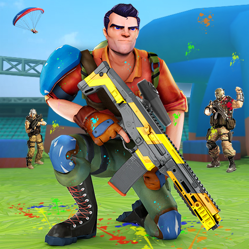 Paintball Shooting Games: Commando Training Squad  6.1 APK MOD (Unlimited Money) Download