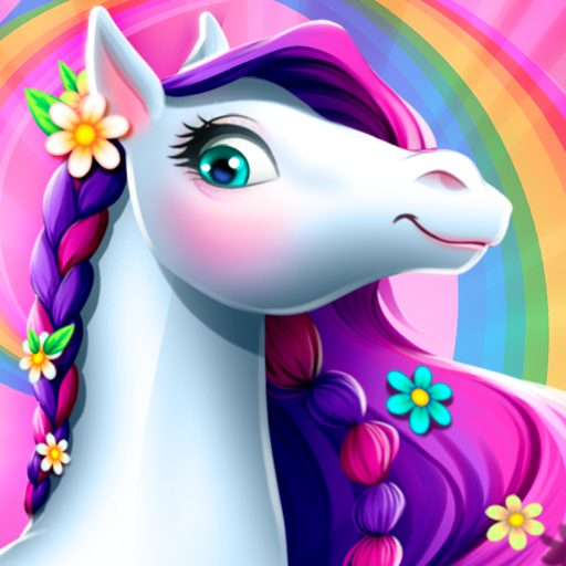 Tooth Fairy Horse – Caring Pony Beauty Adventure 2.3.21 APK MOD (UNLOCK/Unlimited Money) Download