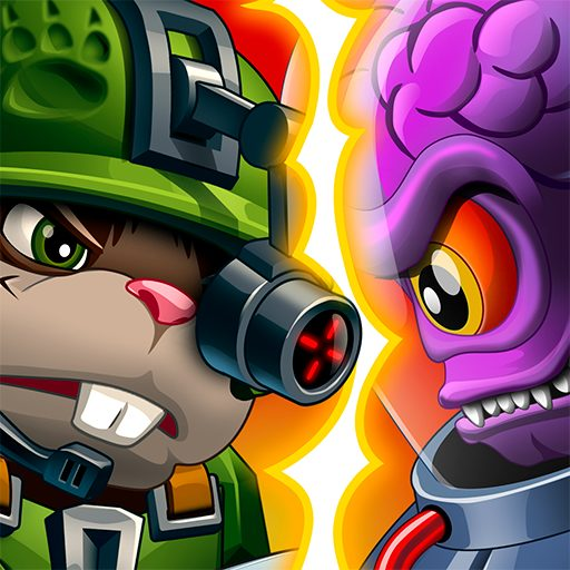 Hamsters PVP Fight for Freedom  1.86 APK MOD (Unlimited Money) Download