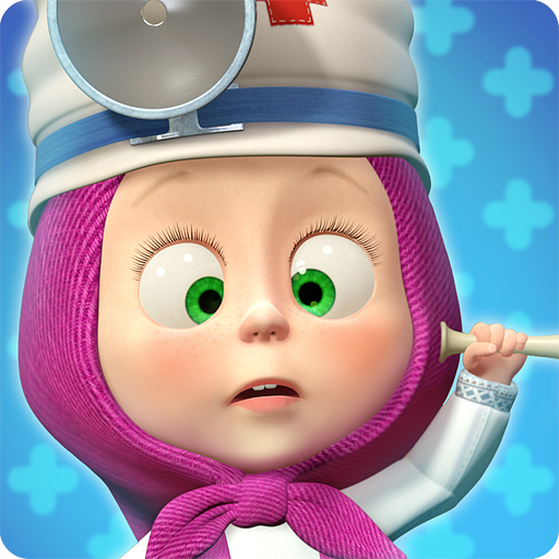 Masha and the Bear: Free Animal Games for Kids 4.0.6 APK MOD (UNLOCK/Unlimited Money) Download