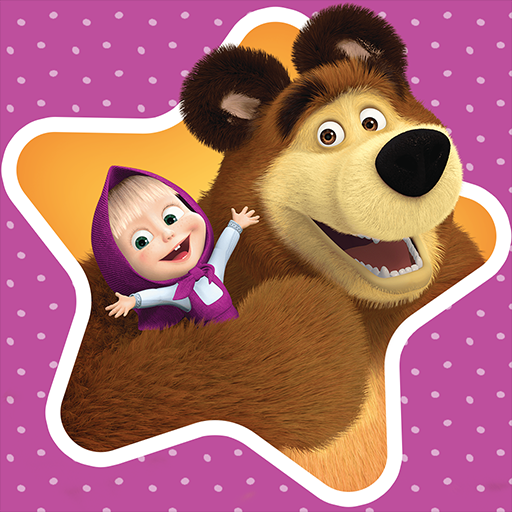Masha and the Bear – Game zone 2.6 APK MOD (UNLOCK/Unlimited Money) Download