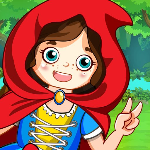 Mini Town: My Little Princess Red Riding Hood Game 3.1 APK MOD (UNLOCK/Unlimited Money) Download