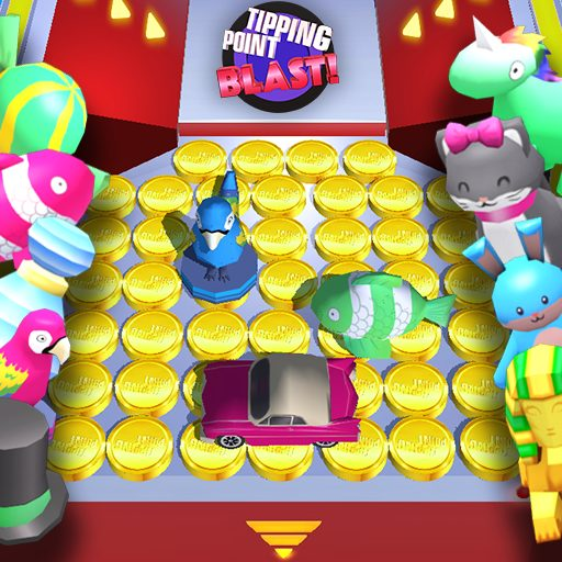 Tipping Point Blast! – Lucky Coin Pusher 1.75000 APK MOD (UNLOCK/Unlimited Money) Download