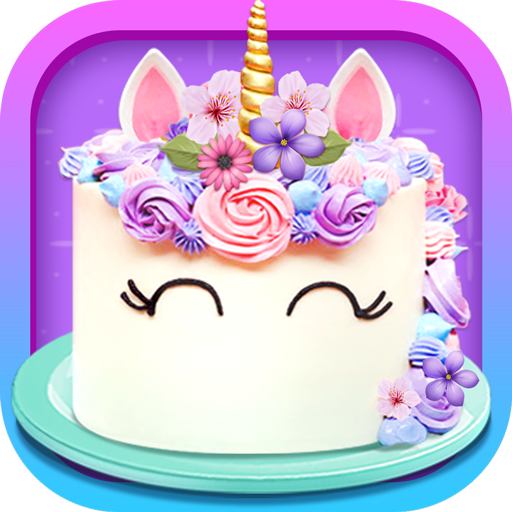 Girl Games: Unicorn Cooking Games for Girls Kids  6.8 APK MOD (Unlimited Money) Download