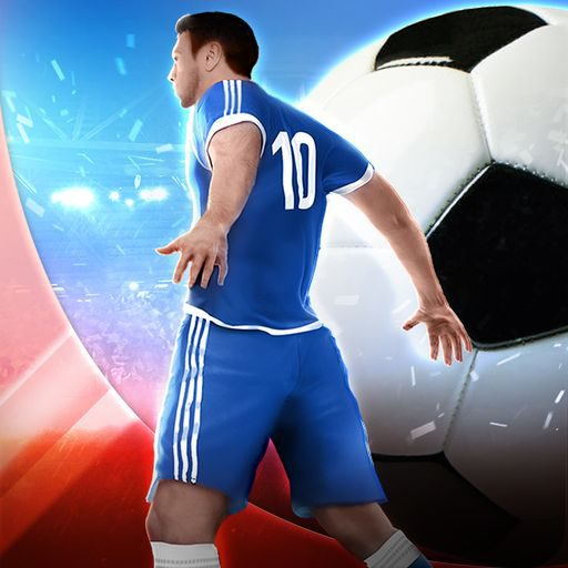 Football Rivals Multiplayer Soccer Game  1.38.5 APK MOD (Unlimited Money) Download