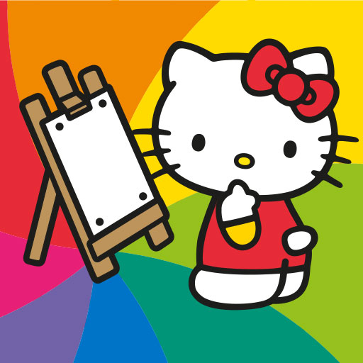Hello Kitty Coloring Book  1.2.1  APK MOD (Unlimited Money) Download