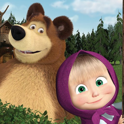 Masha and the Bear. Educational Games 6.4 APK MOD (UNLOCK/Unlimited Money) Download