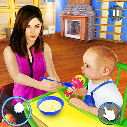 New Baby Single Mom Family Adventure  1.1.9 APK MOD (Unlimited Money) Download