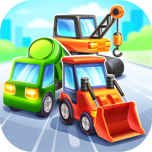 Car game for toddlers: kids cars racing games  2.17.0 APK MOD (Unlimited Money) Download
